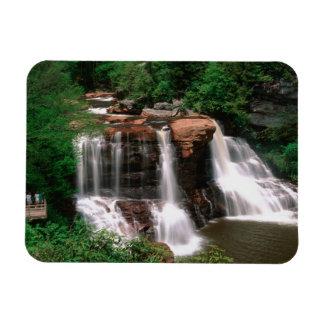 Blackwater Falls, West Virginia, scenic, Magnet