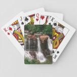 Blackwater Falls, West Virginia, scenic, Card Decks