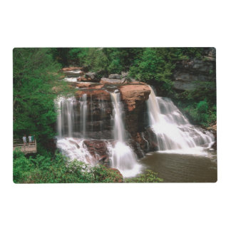Blackwater Falls, West Virginia, scenic, Placemat
