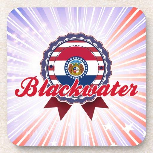 Blackwater, MO Beverage Coasters