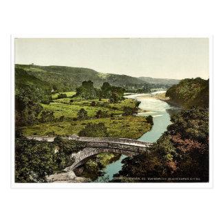 Blackwater River. Lismore. Co. Waterford, Ireland Postcard