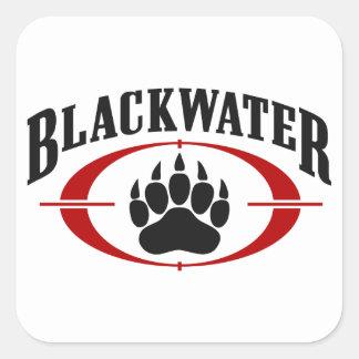 Blackwater Square Sticker