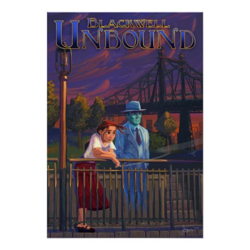 Blackwell Unbound Poster