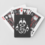 Blackwolf Majik Logo - Playing Cards