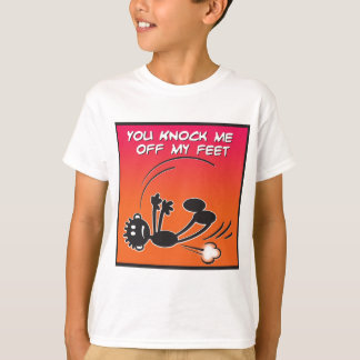 Blacky Knock Me Out T-Shirt