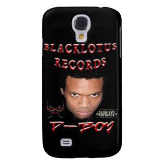 BLACLTUS RECORDS SAMSUNG GALAXY S4 COVER