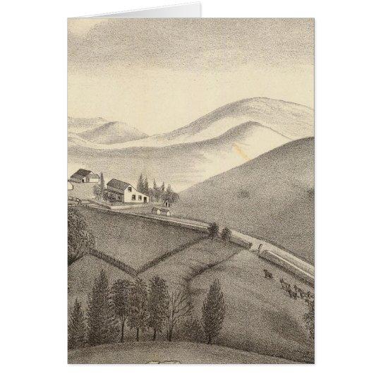 Blacow farm, Mission Peak Card