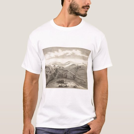 Blacow farm, Mission Peak T-Shirt