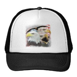 Blad Eagles Gorros Bordados