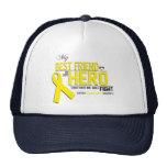 Bladder Cancer Awareness: best friend Trucker Hats