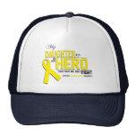 Bladder  Cancer Awareness: daughter Mesh Hats