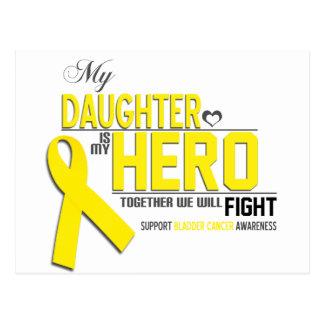 Bladder  Cancer Awareness: daughter Postcard
