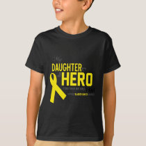 Bladder  Cancer Awareness: daughter T-Shirt