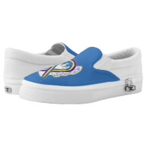 Bladder Cancer Awareness Ribbon Angel Custom Shoes