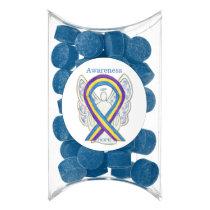 Bladder Cancer Awareness Ribbon Angel Gum Gifts