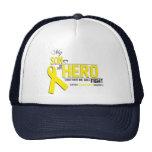 Bladder  Cancer Awareness:  son Trucker Hat