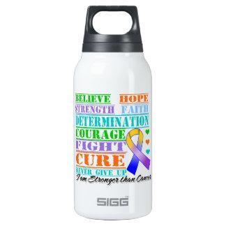Bladder Cancer Believe Strength Determination SIGG Thermo 0.3L Insulated Bottle