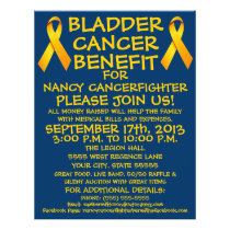 Bladder Cancer Benefit Flyer