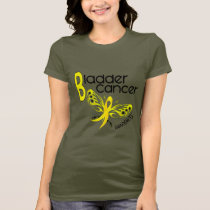 Bladder Cancer BUTTERFLY 3.1 T-Shirt