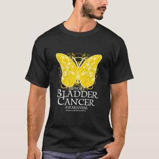 Bladder Cancer Butterfly T-Shirt
