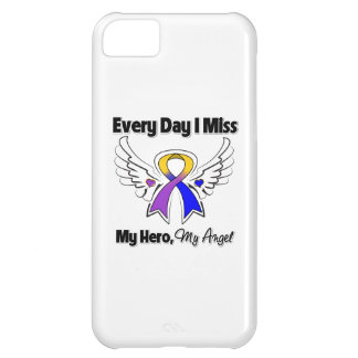 Bladder Cancer Every Day I Miss My Hero Cover For iPhone 5C