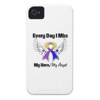 Bladder Cancer Every Day I Miss My Hero iPhone 4 Cover