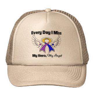 Bladder Cancer Every Day I Miss My Hero Trucker Hat