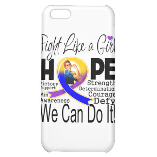 Bladder Cancer Fight We Can Do It iPhone 5C Covers