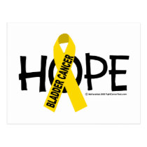 Bladder Cancer HOPE 2 Postcard