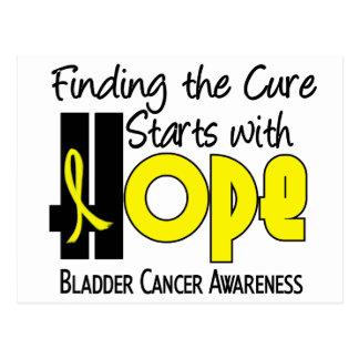 Bladder Cancer HOPE 4 Postcard
