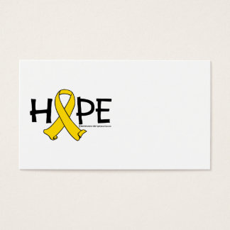 Bladder Cancer HOPE Business Card