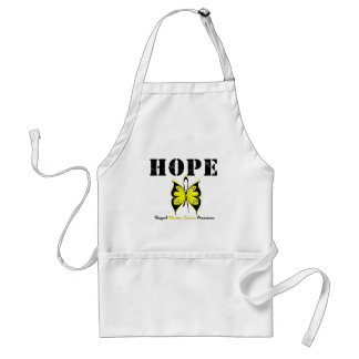 Bladder Cancer Hope Butterfly Aprons