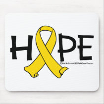 Bladder Cancer HOPE Mouse Pad