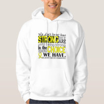 Bladder Cancer How Strong We Are Hoodie