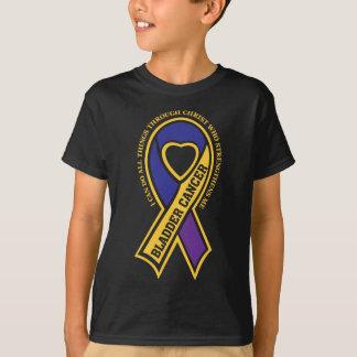 bladder cancer I can do all things through T-Shirt