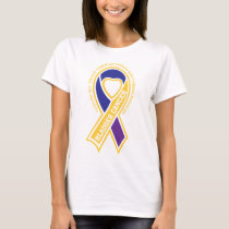 bladder cancer I can do all things through T-Shirt