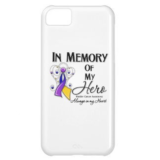 Bladder Cancer In Memory of My Hero iPhone 5C Case