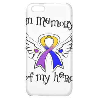 Bladder Cancer In Memory of My Hero iPhone 5C Cover