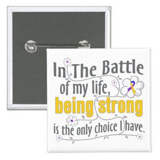 Bladder Cancer In The Battle Button