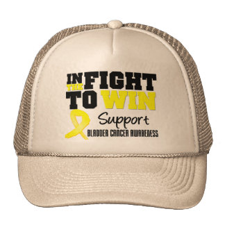 Bladder Cancer In The Fight To Win Trucker Hat