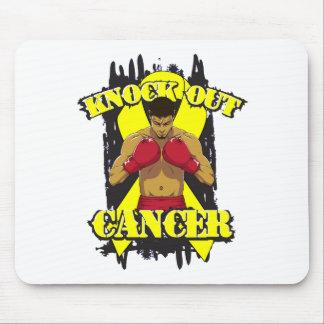 Bladder Cancer Knock Out Cancer Mousepad