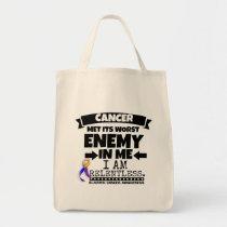 Bladder Cancer Met Its Worst Enemy in Me Tote Bag