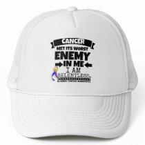 Bladder Cancer Met Its Worst Enemy in Me Trucker Hat