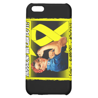 Bladder Cancer Mission We Can Do It iPhone 5C Covers