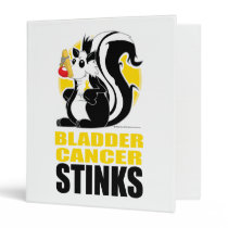 Bladder Cancer Stinks Binder