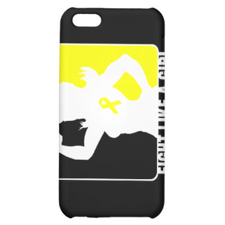 Bladder Cancer Strength Fight Like A Girl Cover For iPhone 5C