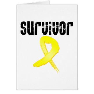 Bladder Cancer SURVIVOR Card