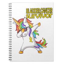 BLADDER CANCER Survivor Stand-Fight-Win Notebook