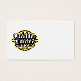 Bladder Cancer Tribal Business Card