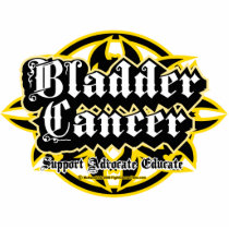 Bladder Cancer Tribal Cutout